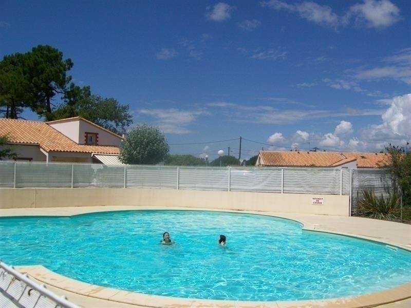 Location pour 4 personnes dans résidence de vacances avec piscine La Tranche sur mer