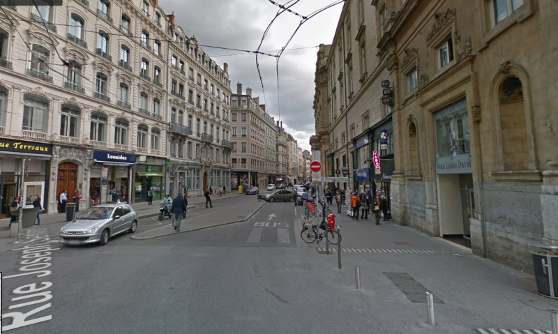 Location Boutique Lyon 1er