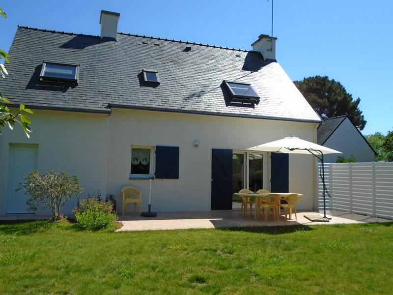Location vacances Trégunc -  Maison - 6 personnes - Barbecue - Photo N° 1