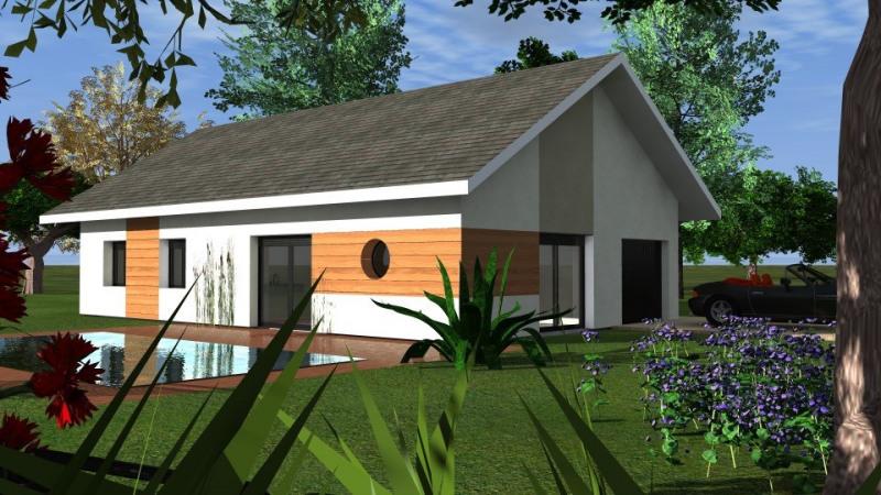Maison  4 pièces + Terrain 552 m² Vézeronce-Curtin par MAISONS FRANCE CONFORT