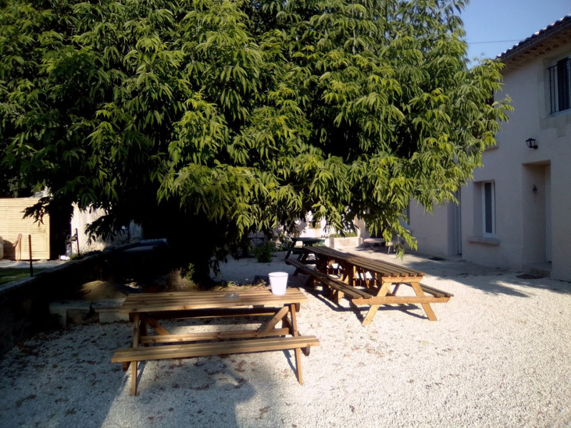 Location vacances Richerenches -  Maison - 40 personnes - Barbecue - Photo N° 1