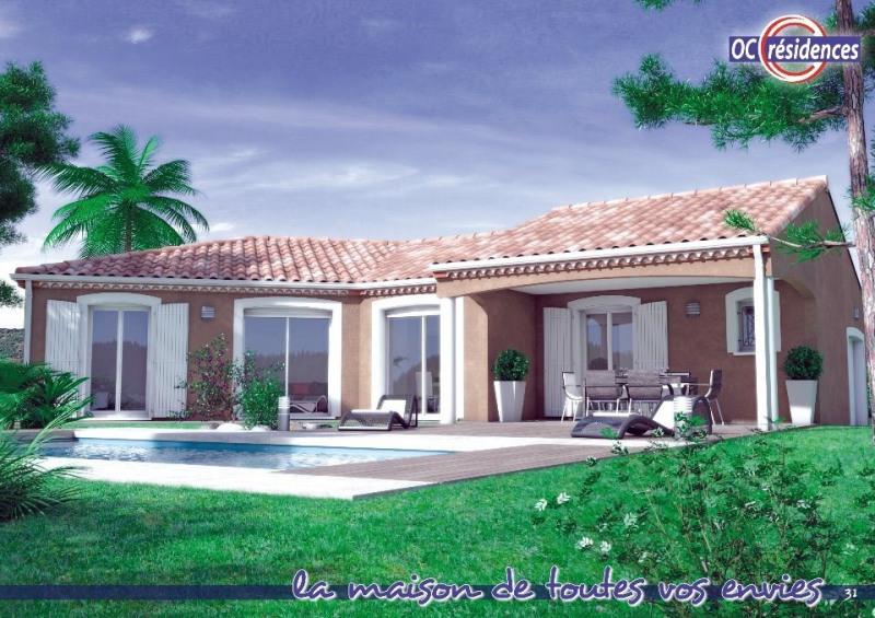 Maison  6 pièces + Terrain 1462 m² Brugairolles par OC RESIDENCES - CARCASSONNE