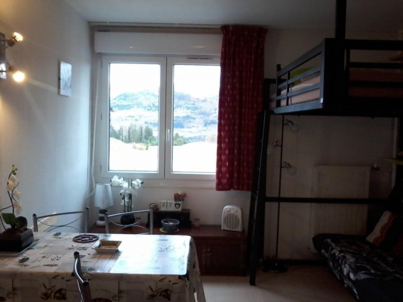 Location vacances Le Dévoluy -  Appartement - 4 personnes - Court de tennis - Photo N° 1