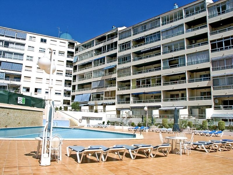 Location vacances Calp -  Appartement - 4 personnes - Jardin - Photo N° 1