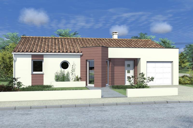 Maison  5 pièces + Terrain 481 m² La Bruffière par ALLIANCE CONSTRUCTION LES HERBIERS