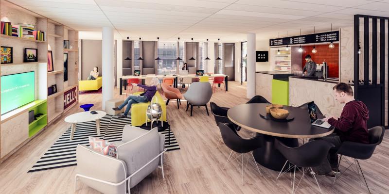 Location Coworking - Bureau privé Lyon 2ème