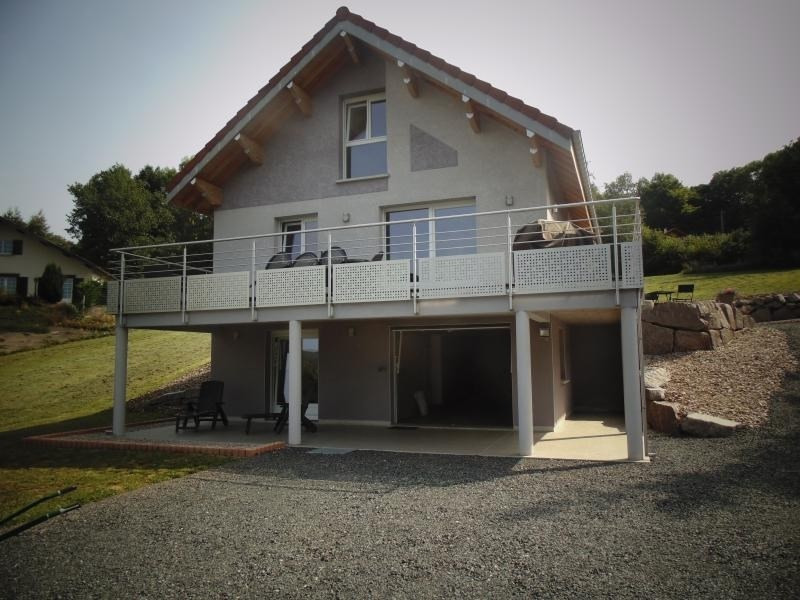Location vacances Anould -  Maison - 6 personnes - Barbecue - Photo N° 1
