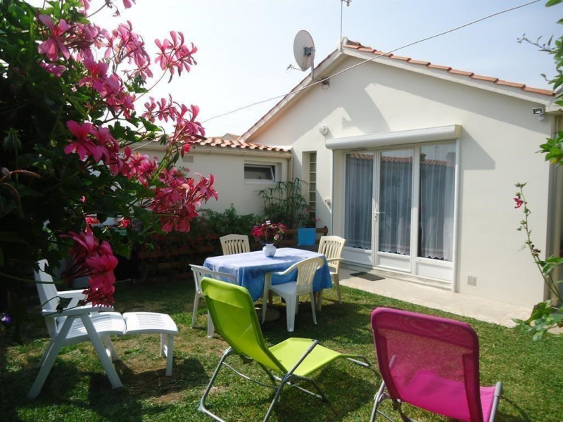 Holiday rentals Saint-Hilaire-de-Riez - House - 4 persons - BBQ - Photo N° 1