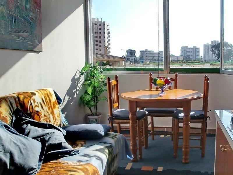 Location vacances Alicante -  Appartement - 3 personnes - Jardin - Photo N° 1