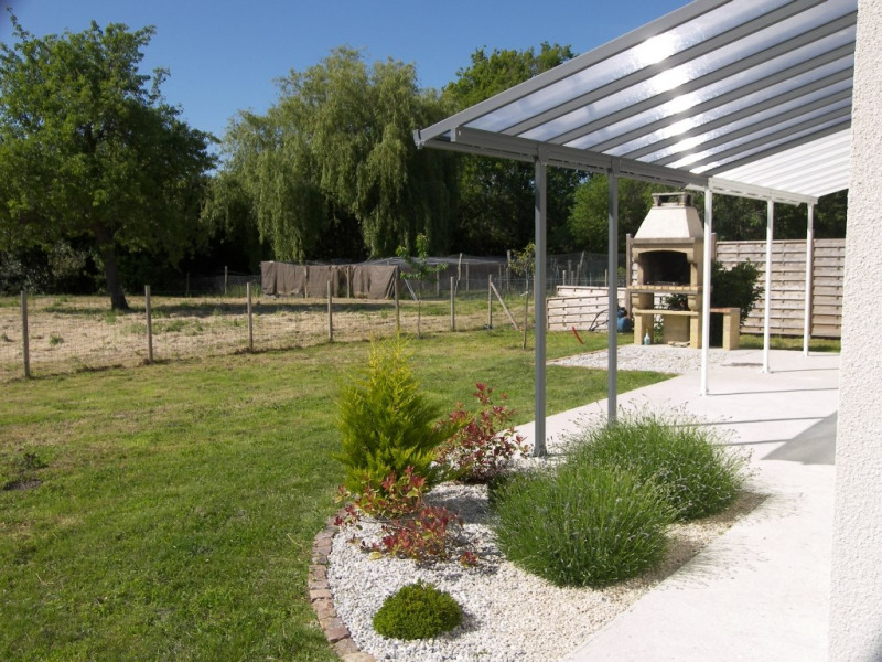 jardin barbecue terrasse