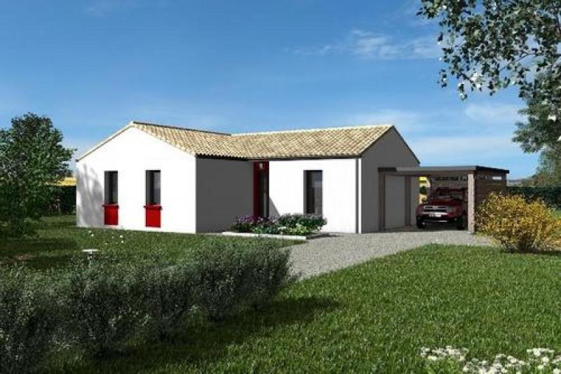 Maison  4 pièces + Terrain 500 m² Talmont-Saint-Hilaire par PRIMEA LOGIS DE VENDEE