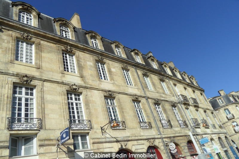 Vente Appartement 66,9m² Bordeaux