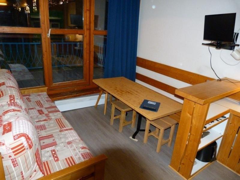 appartement 5 personnes  à Arc 1800 proche des pistes dans le quartier de Charmettoger
