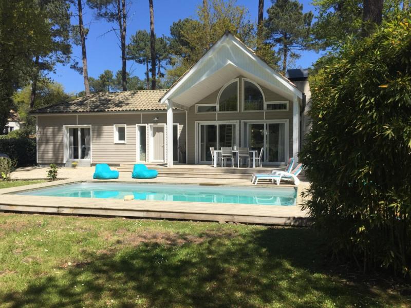 Location Maison De Vacances Avec Piscine Biscarrosse  Les Annonces