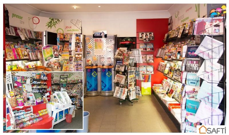 Fonds de commerce Tabac - Presse - Loto Toulouse