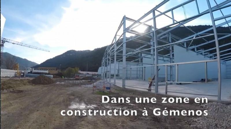 Location Local d'activités / Entrepôt Gémenos