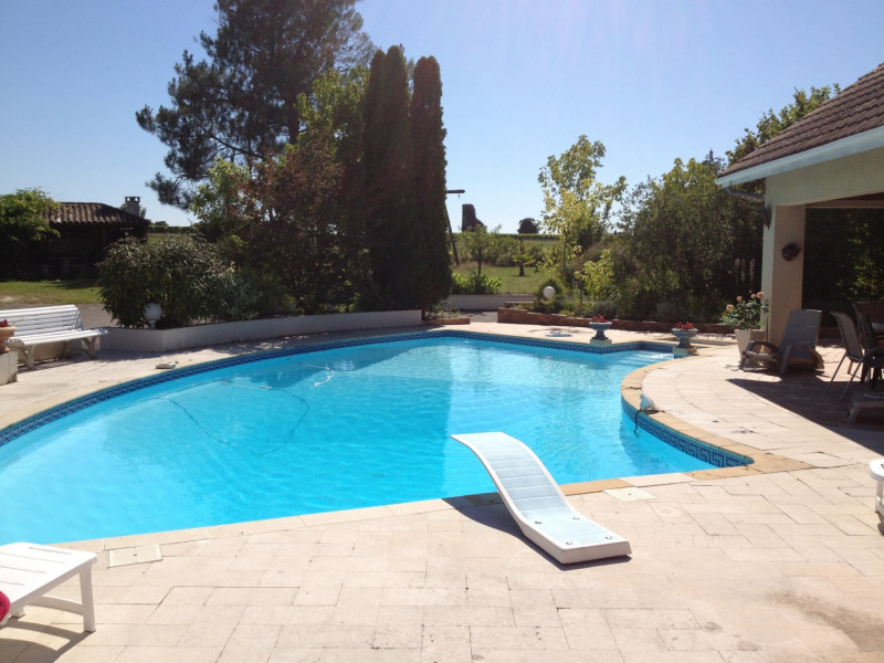 Location vacances Galgon -  Appartement - 4 personnes - Barbecue - Photo N° 1