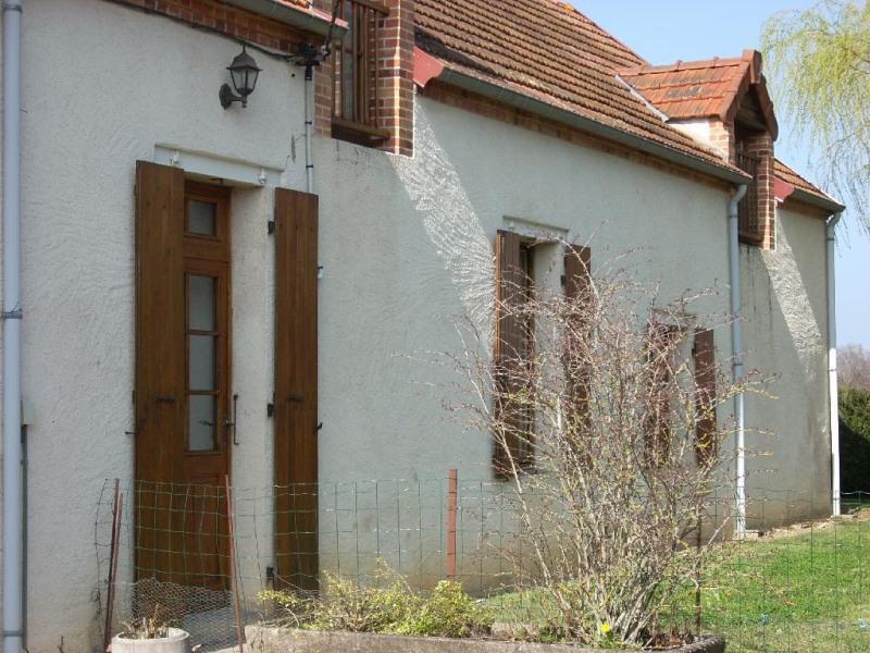 façade côté cour