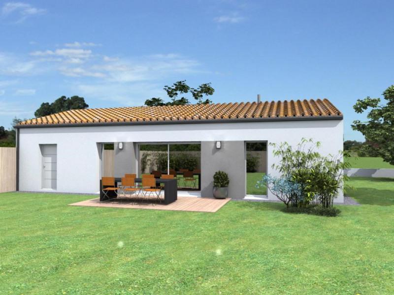 Maison  5 pièces + Terrain 421 m² Saint-Colomban par ALLIANCE CONSTRUCTION NANTES