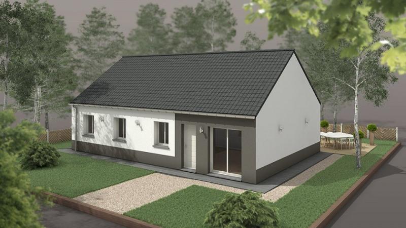 Maison  5 pièces + Terrain 500 m² Bolbec par LES MAISONS EXTRACO - AGENCE YVETOT