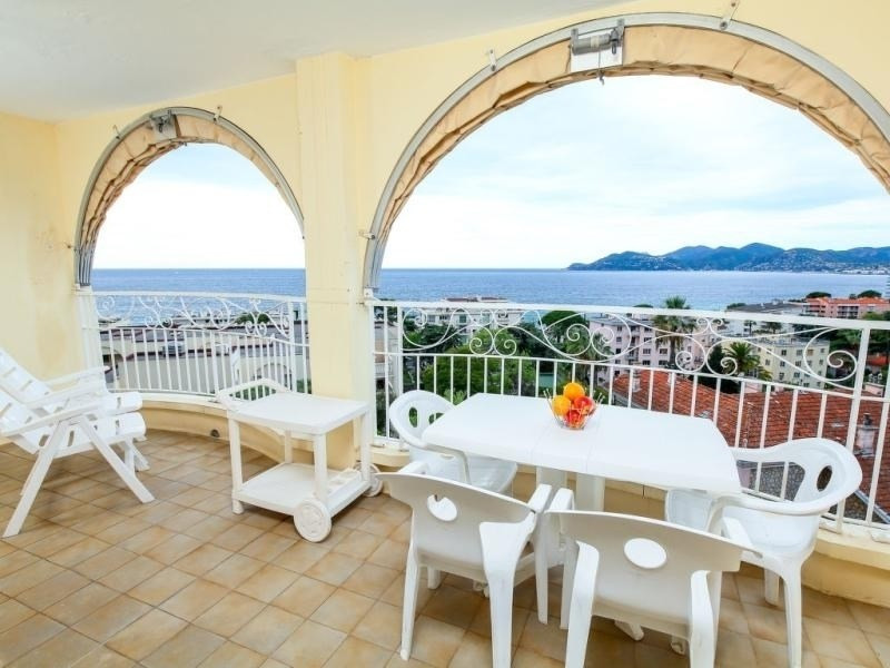 Location vacances Cannes -  Appartement - 4 personnes - Jardin - Photo N° 1
