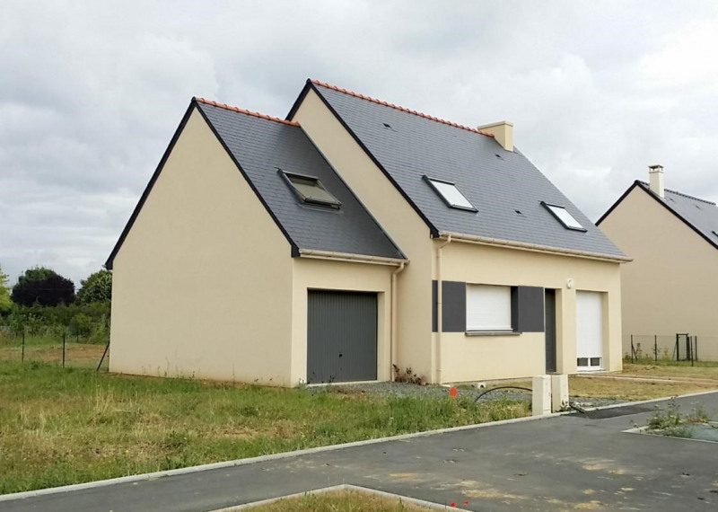 Maison  6 pièces + Terrain Saint-Ouen-la-Rouërie par VILLADEALE FOUGERES