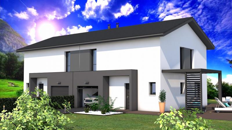 Maison  4 pièces + Terrain Thusy par DEMEURES RHONE ALPES