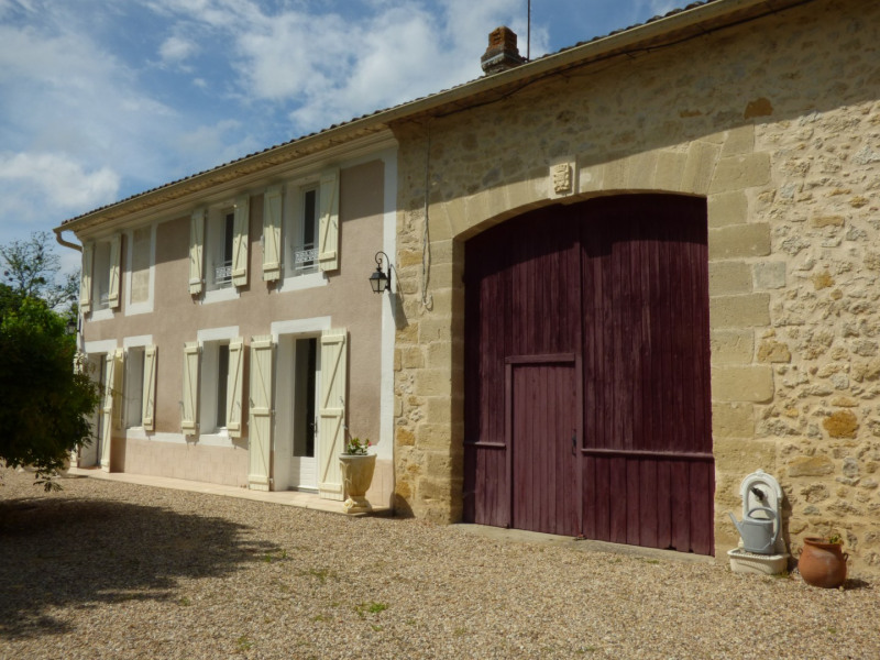 Location vacances Saint-Magne-de-Castillon -  Gite - 6 personnes - Barbecue - Photo N° 1