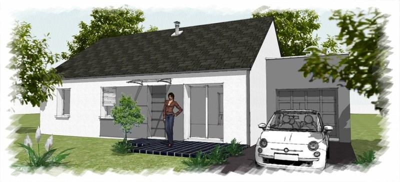 Maison  4 pièces + Terrain 295 m² Saint-Mammès par CHENES CONSTRUCTIONS