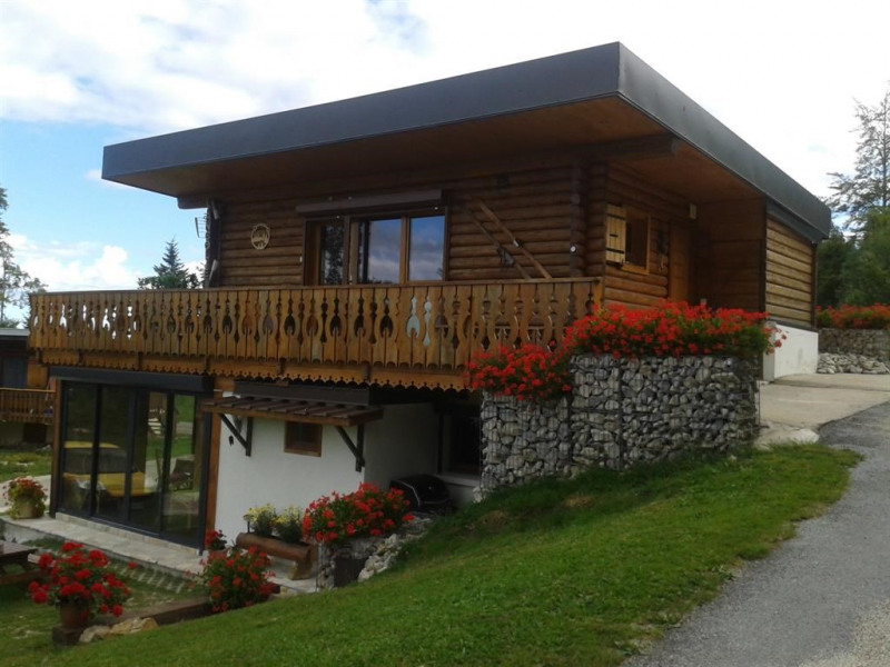 Holiday rentals Les Rousses - House - 4 persons - BBQ - Photo N° 1