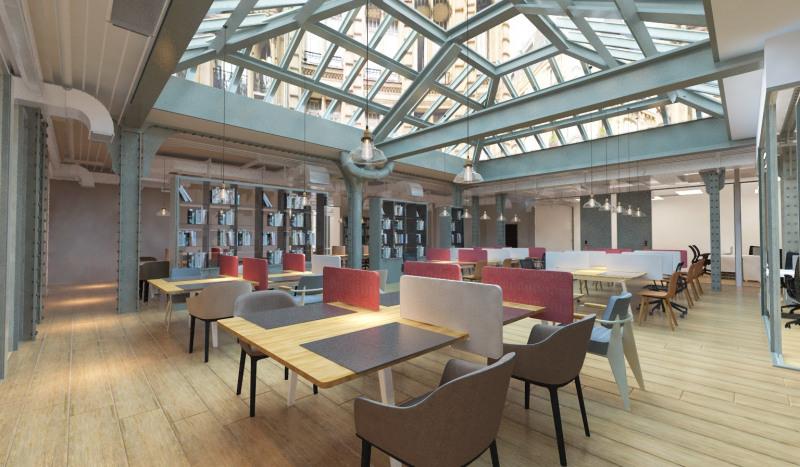 Location Bureau 1m² Paris 2ème