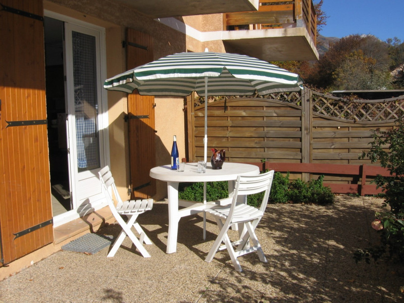 Location vacances Saint-Bonnet-en-Champsaur -  Appartement - 2 personnes - Chaise longue - Photo N° 1