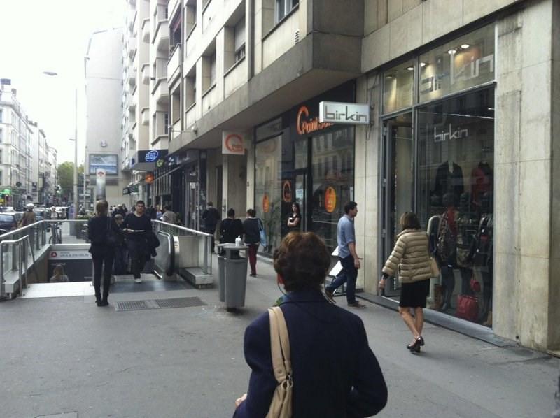 Vente Boutique Lyon 6ème