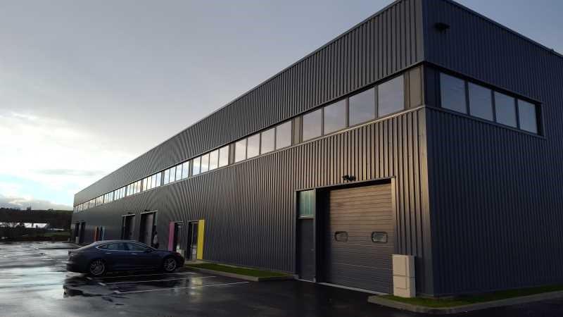 Vente Local d'activités / Entrepôt Rosny-sur-Seine