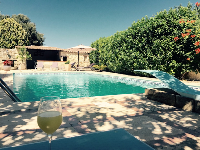 Holiday rentals Uzès - House - 6 persons - BBQ - Photo N° 1