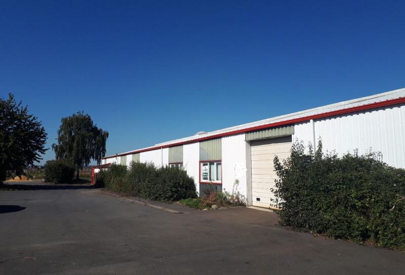 Location Local d'activités / Entrepôt Soliers