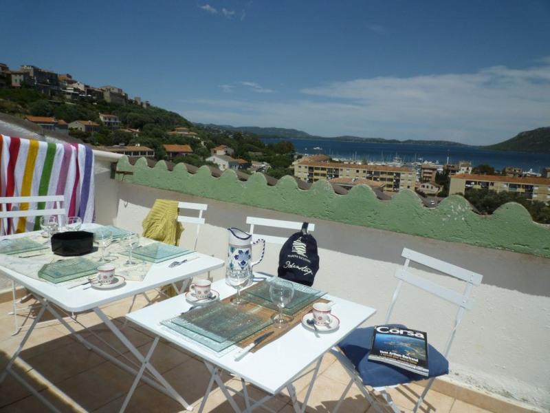 Appartement Porto Vecchio avec terrasse, Vue Golfe à 10min des plages