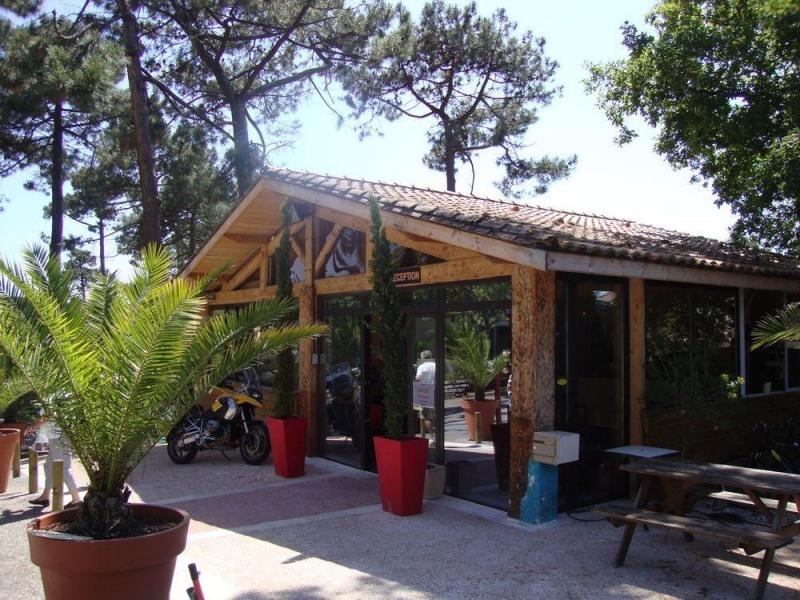 Camping Club d'Arcachon****, 250 emplacements, 80 locatifs