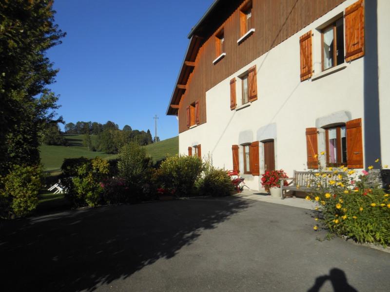 Location vacances Foncine-le-Haut -  Gite - 4 personnes - Barbecue - Photo N° 1