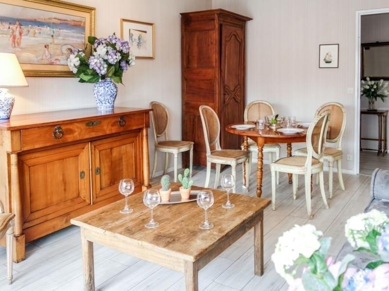 Location vacances Deauville -  Appartement - 6 personnes - Jardin - Photo N° 1