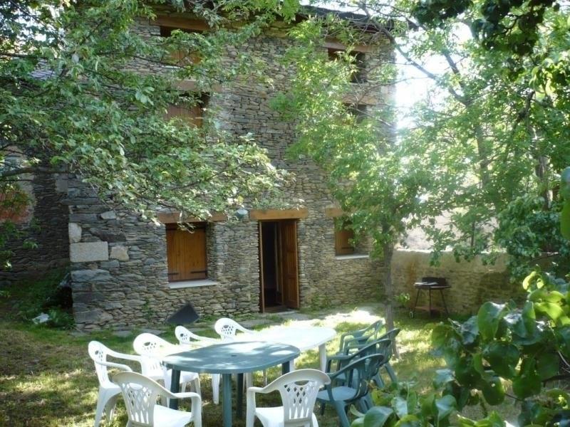 Location vacances Osséja -  Maison - 10 personnes - Barbecue - Photo N° 1