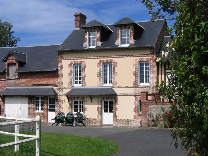 Maison normande proche Cabourg Deauville - Douville-en-Auge