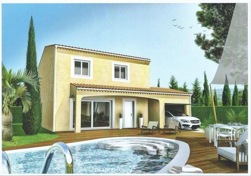 Maison  4 pièces + Terrain 167 m² Graveson par SARL DEMEURES DE PROVENCE SUD ORANGE