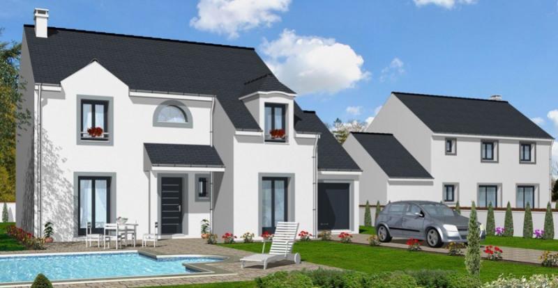 Maison  7 pièces + Terrain 1000 m² Barbizon par BATICONFORT