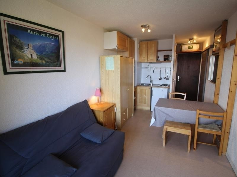 Location vacances Auris -  Appartement - 3 personnes - Télévision - Photo N° 1