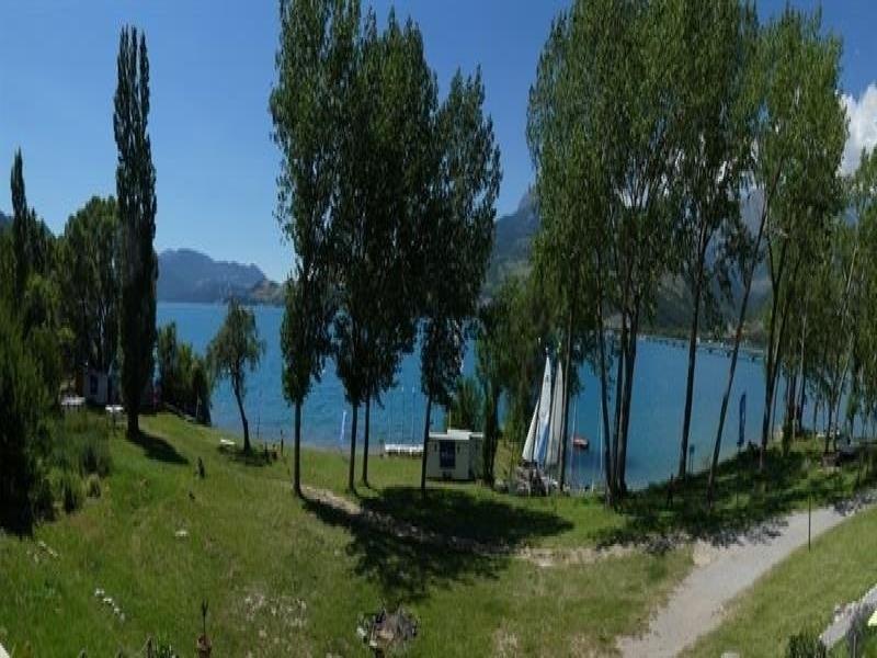 Studio 4 personnes avec grand balcon - proximité immédiate du lac de Serre Ponçon