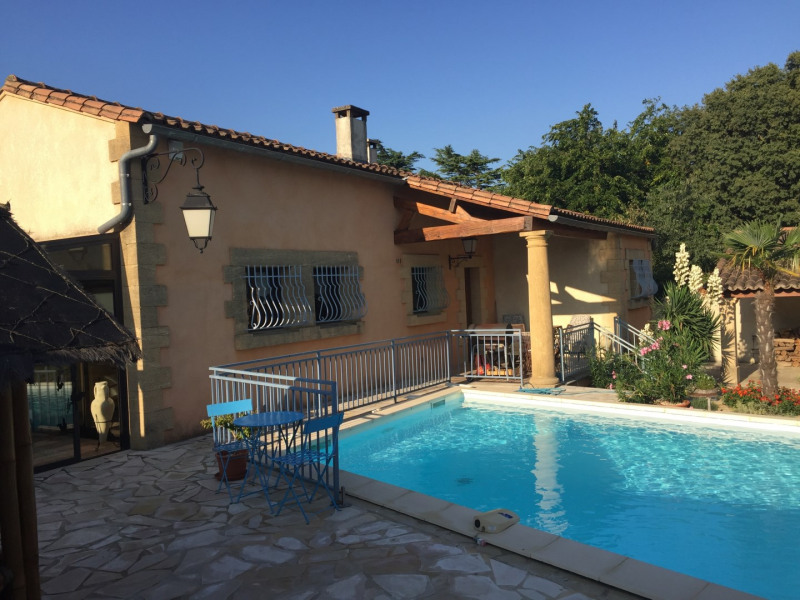 Holiday rentals Vers-Pont-du-Gard - House - 4 persons - BBQ - Photo N° 1