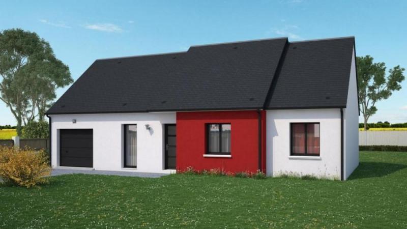 Maison  4 pièces + Terrain 850 m² Truyes par maisons Ericlor