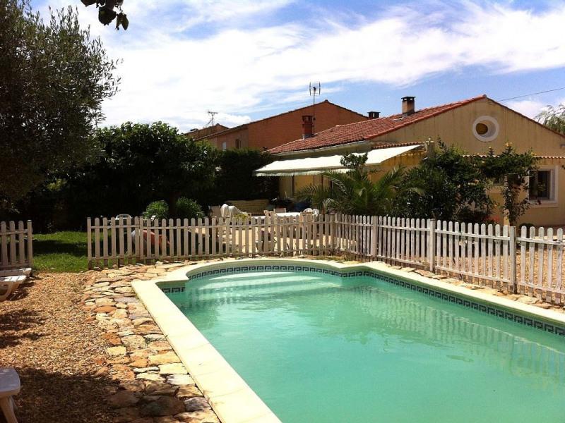 Location vacances Générac -  Maison - 6 personnes - Barbecue - Photo N° 1