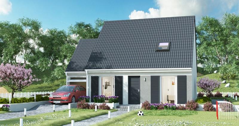 Maison  4 pièces + Terrain 516 m² Prunay-le-Gillon par MAISONS PIERRE